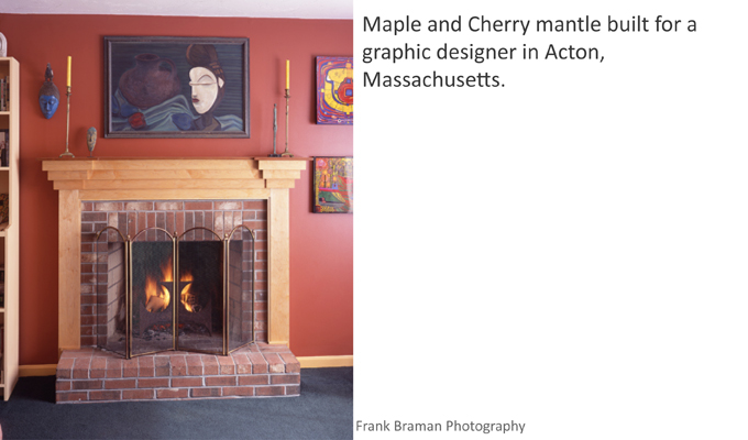 mantel full veiw
